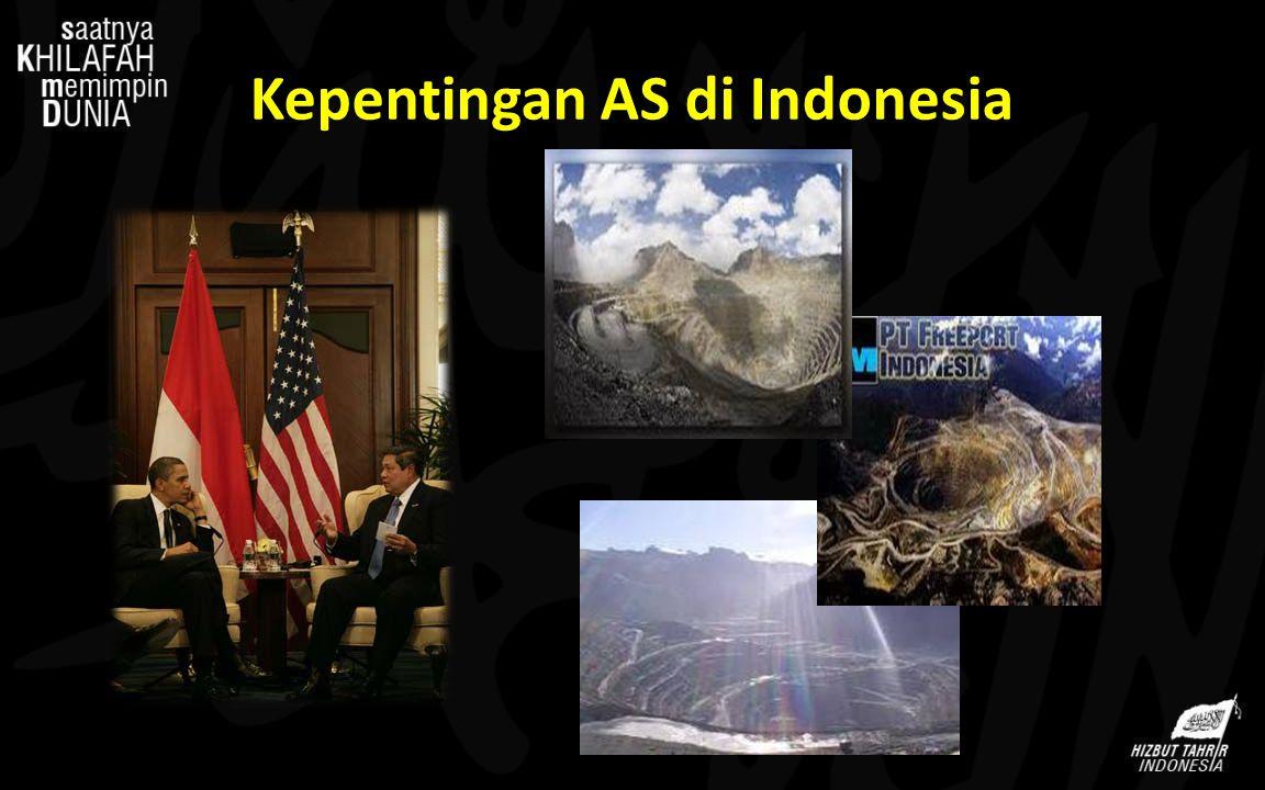 Kepentingan AS di Indonesia