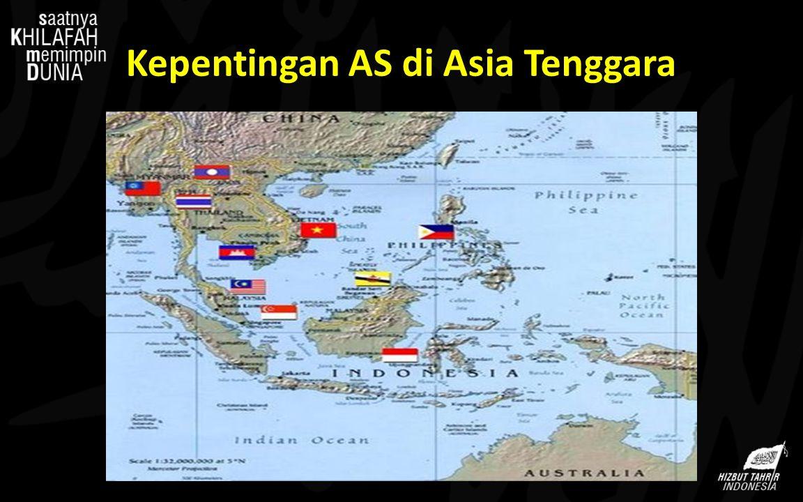 Kepentingan AS di Asia Tenggara