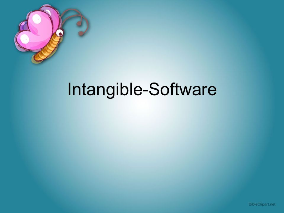 Intangible-Software