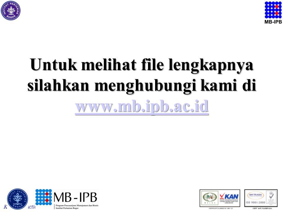 KIR_production2008 Untuk melihat file lengkapnya silahkan menghubungi kami di www.mb.ipb.ac.id www.mb.ipb.ac.id