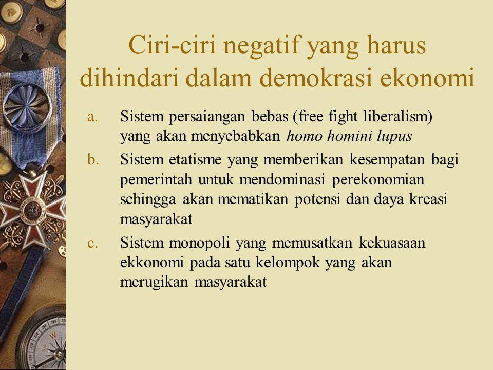 Struktur Ekonomi Indonesia  Struktur produksi nasional  Struktur konsumsi masyarakat Indonesia  Struktur ekspor dan impor  Struktur tenaga kerja  Struktur investasi  Struktur upah dan pendapatan regional
