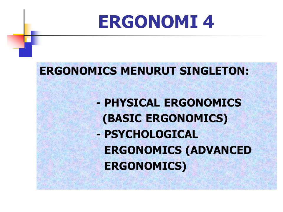 ERGONOMI 66 ANTHROPOMETRI 4 TIDAK ADA MANUSIA YANG DALAM SEMUA HAL TERMASUK AVERAGE ADA KALANYA DIGUNAKAN NILAI RATA2 ADA KALANYA DIGUNAKAN NILAI2 YANG EKSTRIM (5 TH ATAU 95 TH PERCENTILE)
