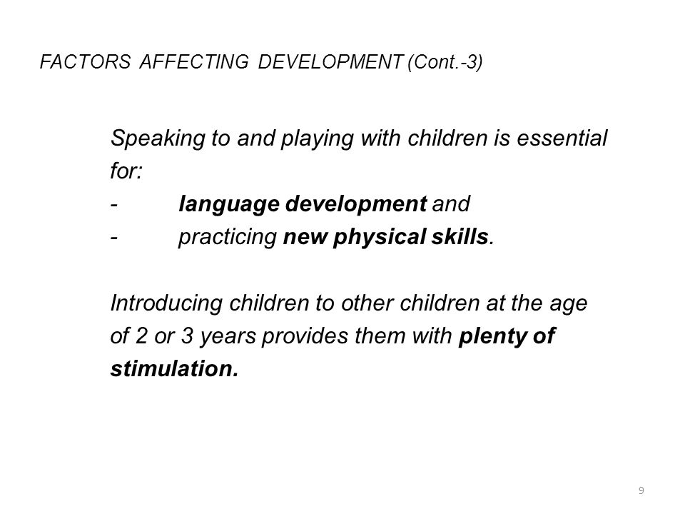 HOW A CHILD DEVELOPS SKILL Reflex actions present at birth gradually disappear as the child learn to perform voluntary actions and develops sufficient muscle strength and control to perform them.