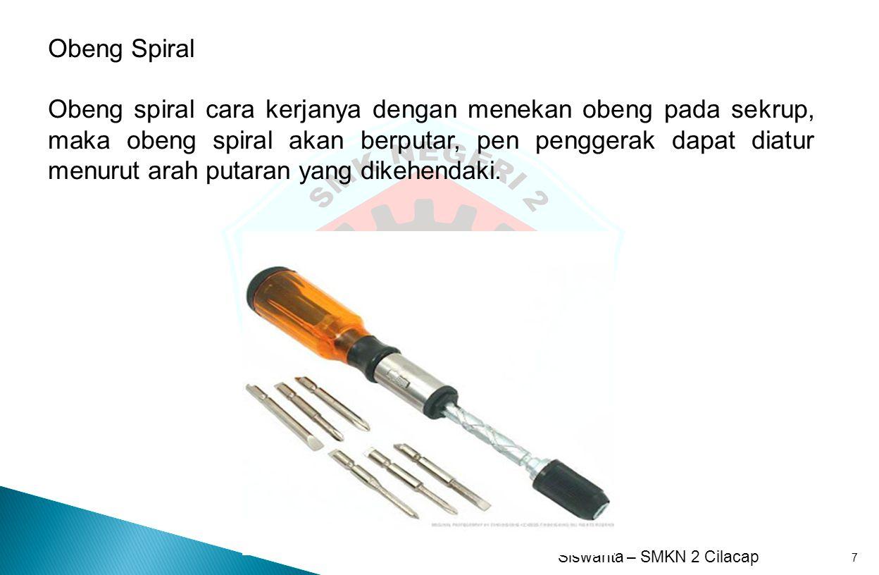 Siswanta – SMKN 2 Cilacap 8 a.