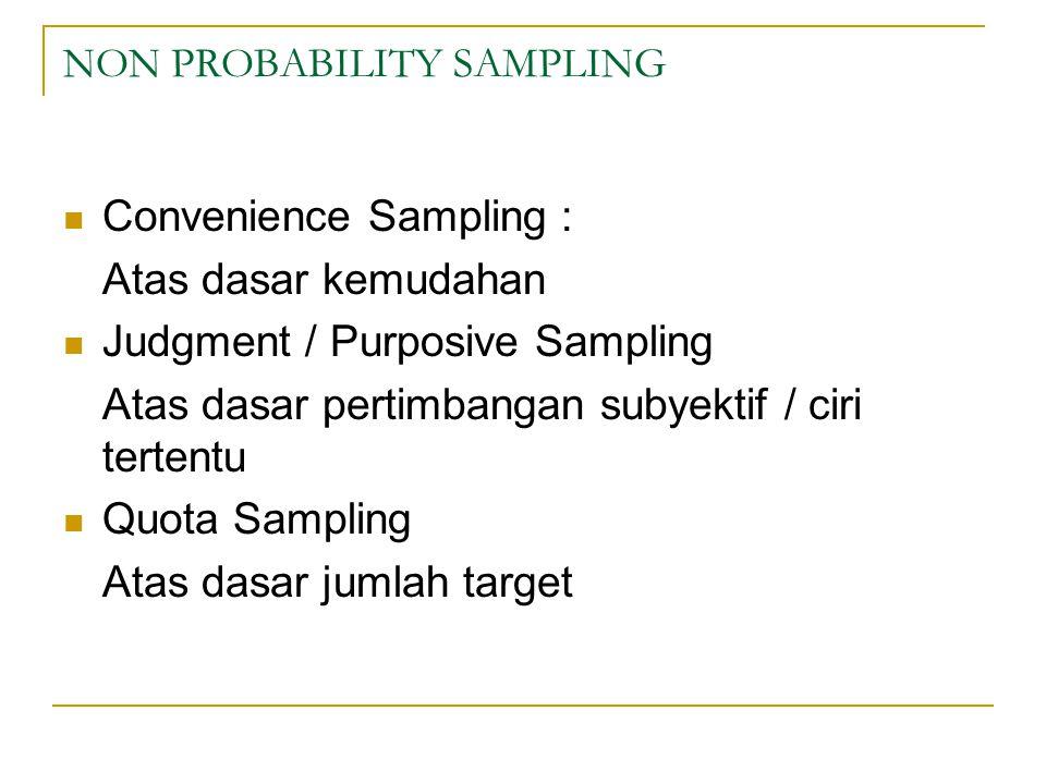 KUALITAS DATA Kualitas = bebas error Jenis Error : 1.
