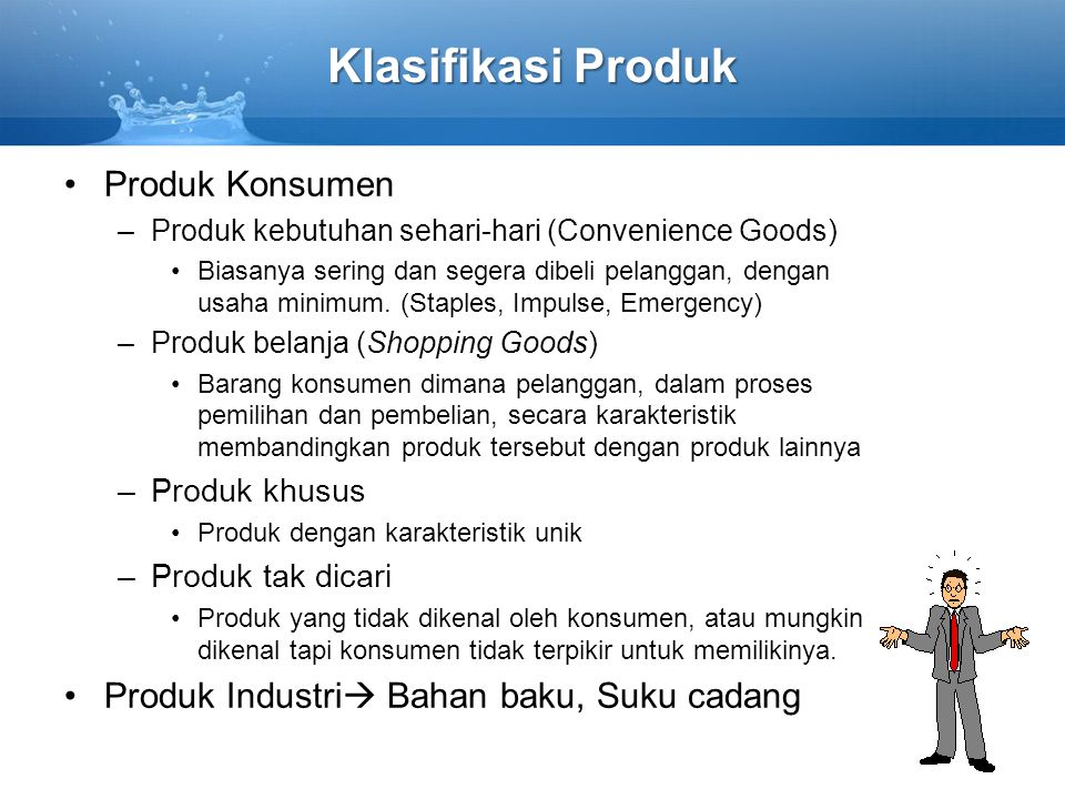 Contoh : Packaging and Labelling