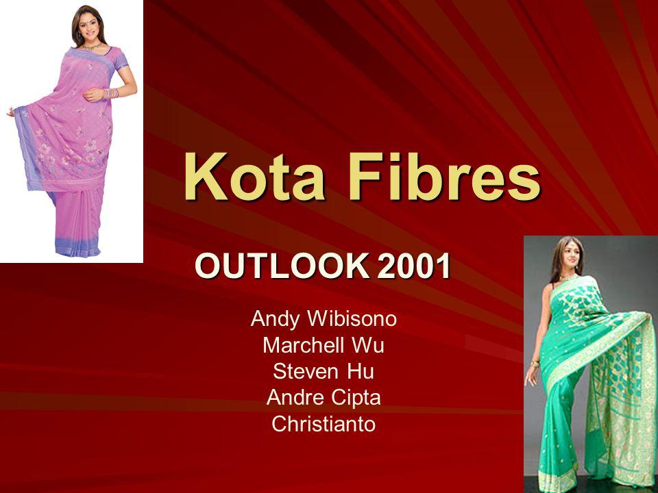 Kota Fibres OUTLOOK 2001 Andy Wibisono Marchell Wu Steven Hu Andre Cipta Christianto