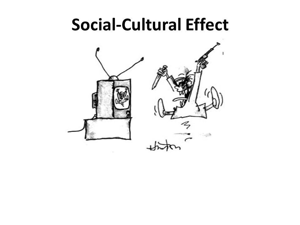 Social-Cultural Effect
