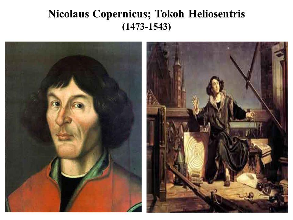 Nicolaus Copernicus; Tokoh Heliosentris (1473-1543)