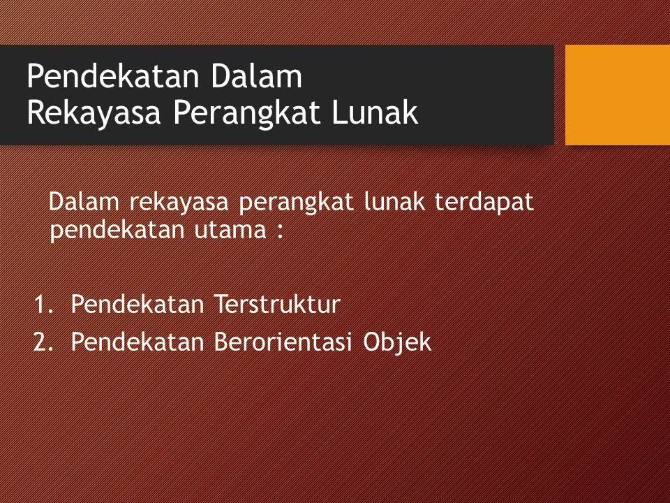 Tujuan UML 1.