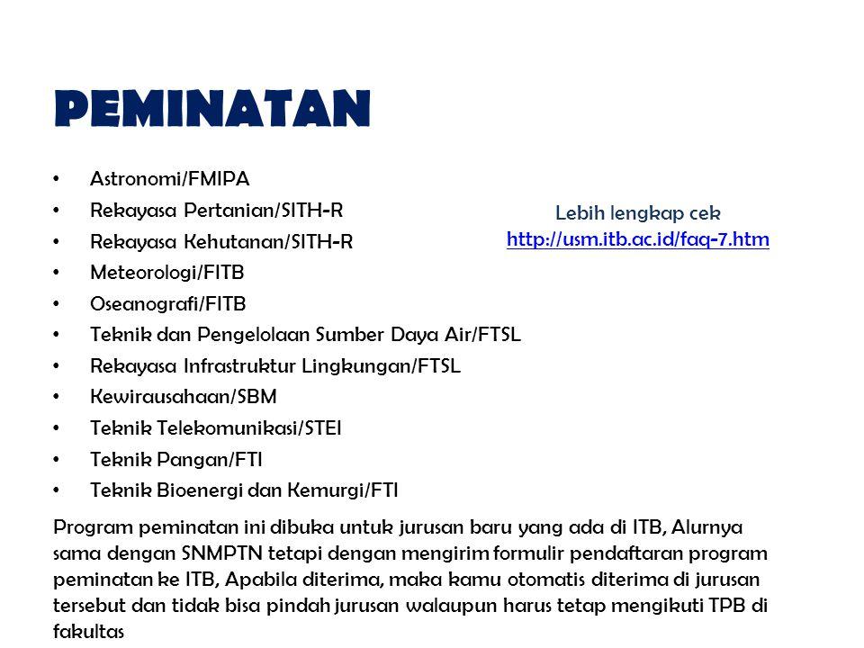 BK SMAN 8 Jakarta Berapa Quota yang disediakan dalam setiap program di UI – SNMPTN Undangan 50% – PPKB 40% – Talent Scouting 40% – SBMPTN 30% – SIMAK 20% Lebih (Karena ada kemungkinan dapat Seorang calon mahasiswa diSBMPTN Juga) Apakah Peserta didik program IPA boleh memilih IPS – Pada SNMPTN boleh – Pada PPKB/Talent Scouting boleh – Pada SBMPTN Boleh (Ambil Program Ujian IPC/IPS) – Pada SIMAK Boleh (Ambil Program Ujian IPC/IPS) Apakah Peserta didik program IPS boleh memilih IPA – Pada SNMPTN Tidak boleh – Pada PPKB/Talent Scouting Tidak Boleh Apakah Benar UI tidak ingin di nomor duakan .