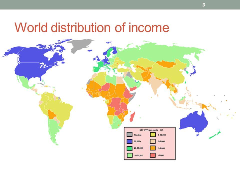 4 Bagaimana geografi menentukan kesejahteraan.