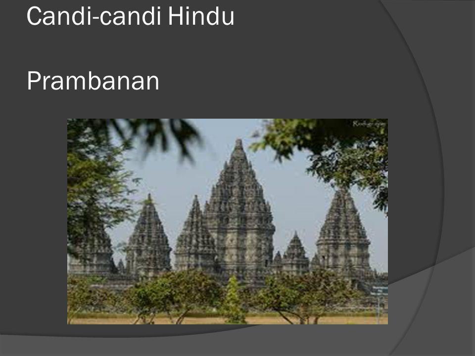 Candi-candi Hindu Prambanan