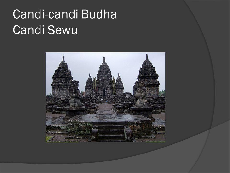 Candi-candi Budha Candi Sewu