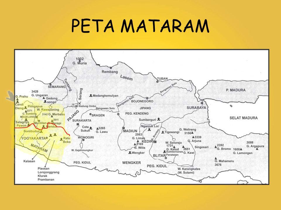 PETA MATARAM