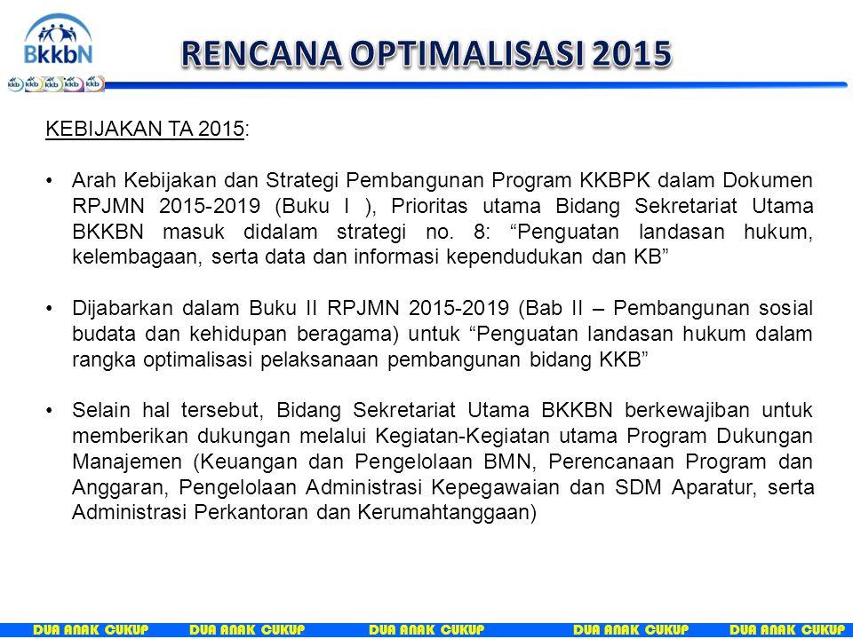 DUA ANAK CUKUP KEBIJAKAN TA 2015: Arah Kebijakan dan Strategi Pembangunan Program KKBPK dalam Dokumen RPJMN 2015-2019 (Buku I ), Prioritas utama Bidan