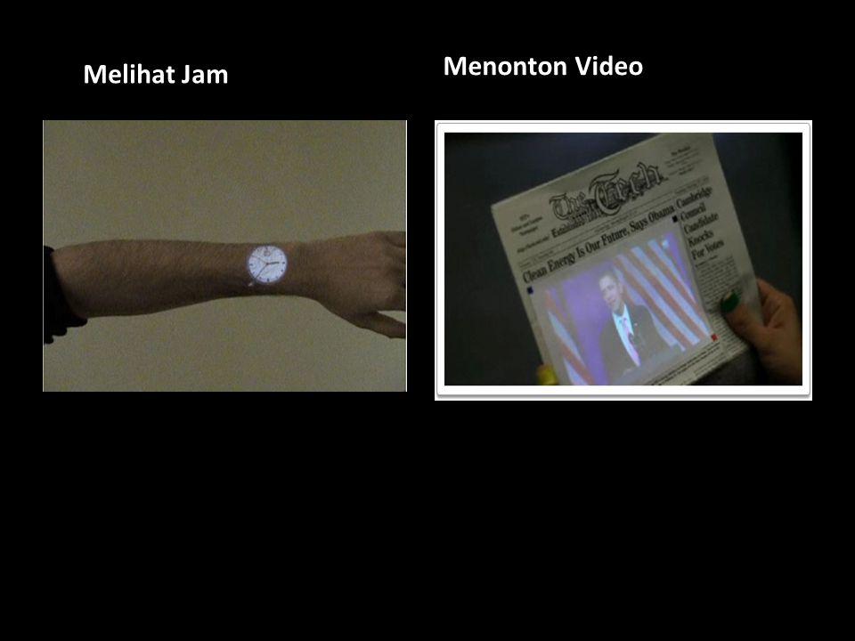 Menonton Video Melihat Jam