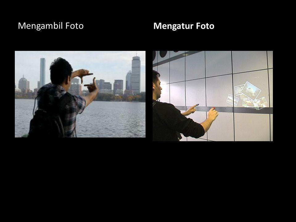 Mengatur Foto Mengambil Foto