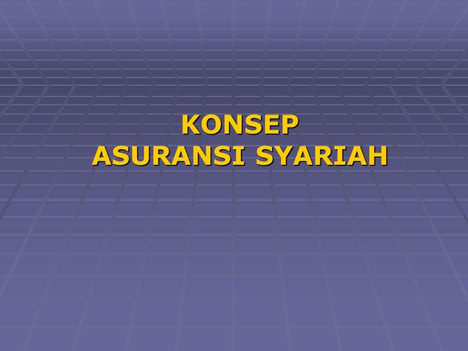 Pendapat Ulama tentang Asuransi (3)  Dari kontroversi tersebut dilakukan alternatif, yaitu dengan membentuk asuransi berdasarkan prinsip syariah, yaitu asuransi takaful  Indonesia telah melakukan asuransi takaful sejak tahun 1994