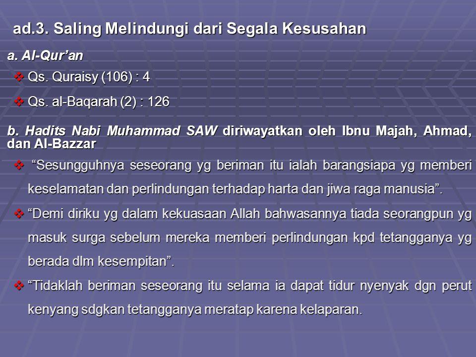 Landasan Hukum Asuransi Syariah (3) 3.