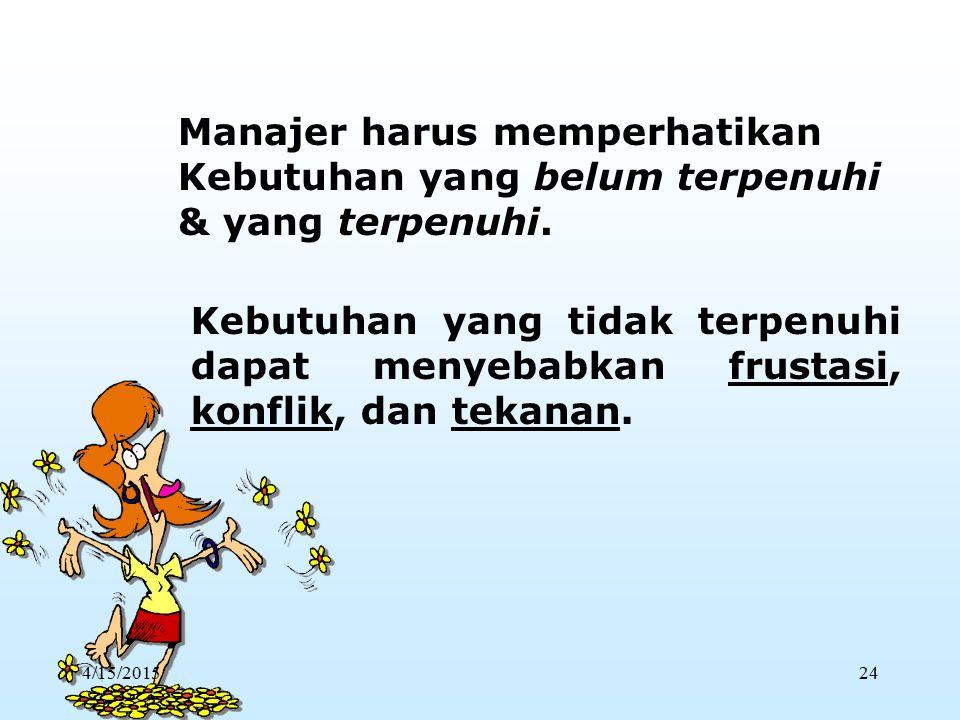 –Motivasi adalah hasil dari tiga faktor yaitu: Seberapa besar seseorang menginginkan imbalan (valensi). Perkiraan orang itu tentang kemungkinan bahwa