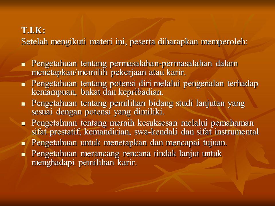 Latar Belakang PBJ merupakan sebuah program yang dilatar belakangi oleh situasi dan kondisi ketenagakerjaan di Indonesia yang masih jauh dari memadai (S : D).