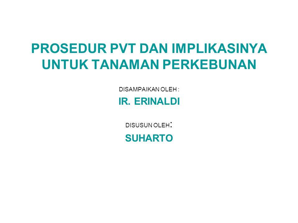 1.Indonesia sbg salah satu penandatangan General Agreement on Trade and Tariffs (GATT) 2.Indonesia meratifikasi Pembentukan World Trade Organization (WTO) dg UU No.