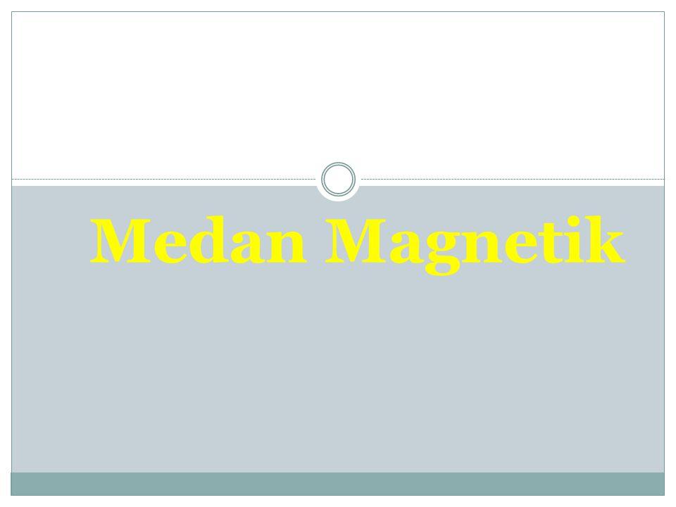 7.1Medan Magnet Adalah ruang magnet dimana gaya magnet masih bisa kita rasakan.