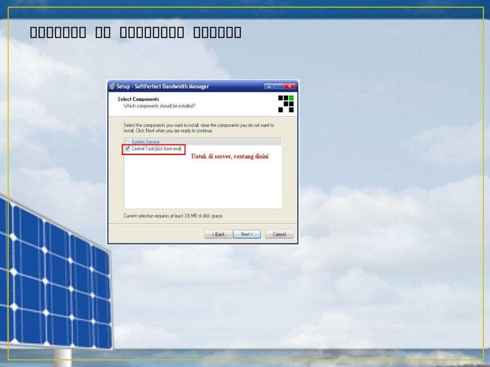 Install Di Komputer Server