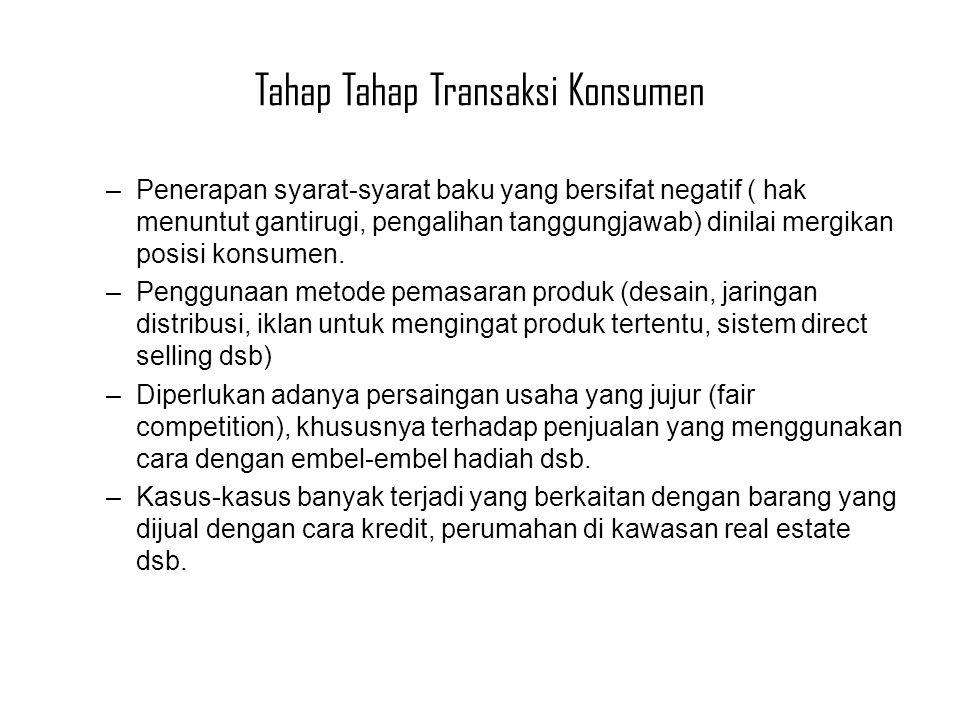 Aspek Hukum Publik terdiri atas: Pasal 383: penjual menipu pembeli tentang berbagai barang, keadaan, sifat dst.