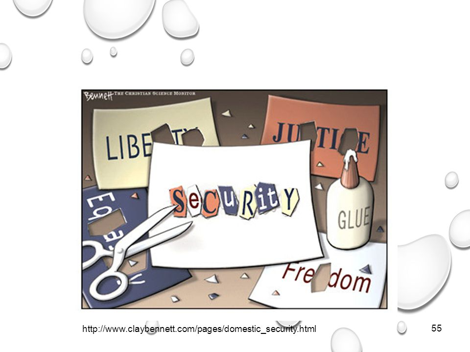 55 http://www.claybennett.com/pages/domestic_security.html