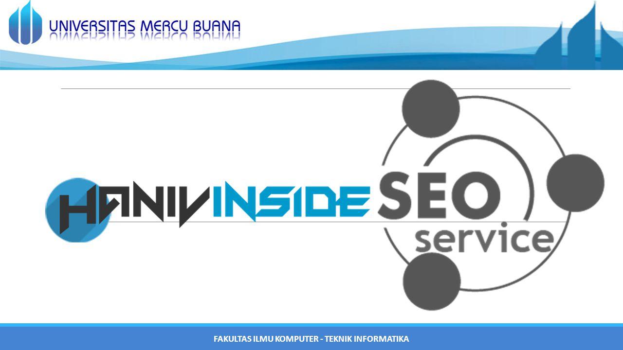 Pendahuluan Pemakai internet biasanya menggunakan search engine untuk menemukan apa yang dicarinya.