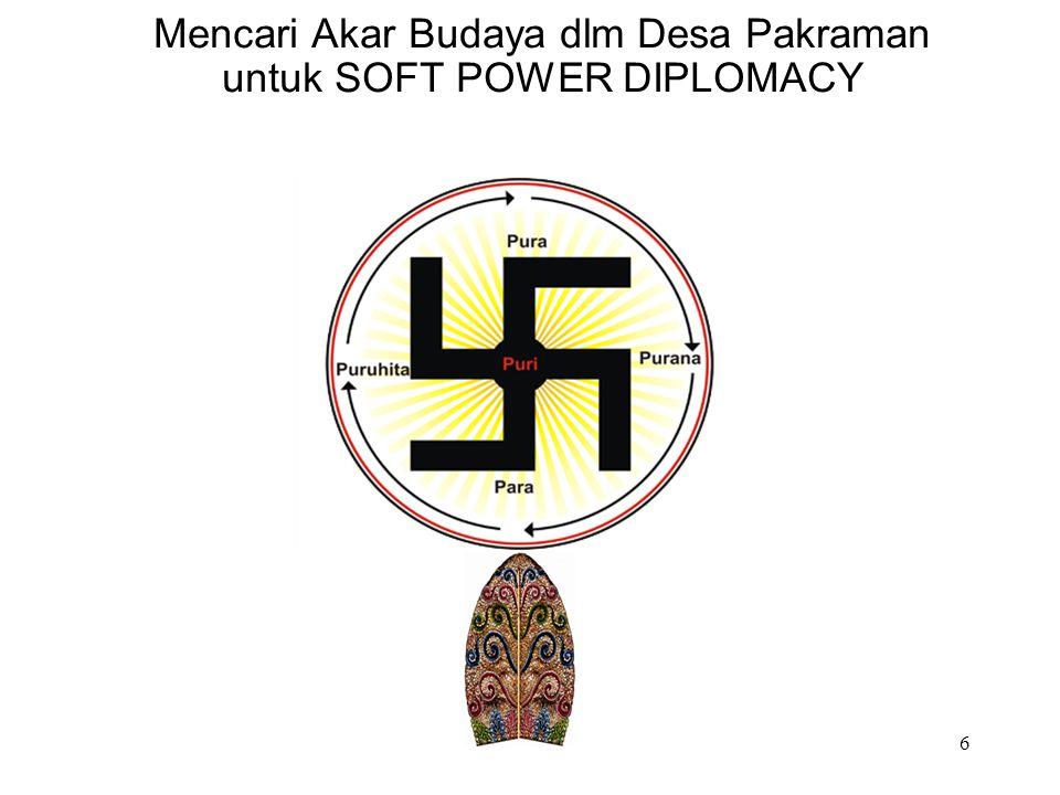 5 Hasil Deplomasi Budaya Masa Kini: SOFT POWER DIPLOMACY Usai pentas tgl 21 Maret 2010 untuk kunjungan DPR RI Komisi III (Pak Aziz Syamsuddin) di KBRI