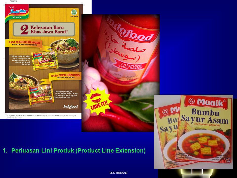 0547TBD06 00 1.Perluasan Lini Produk (Product Line Extension)