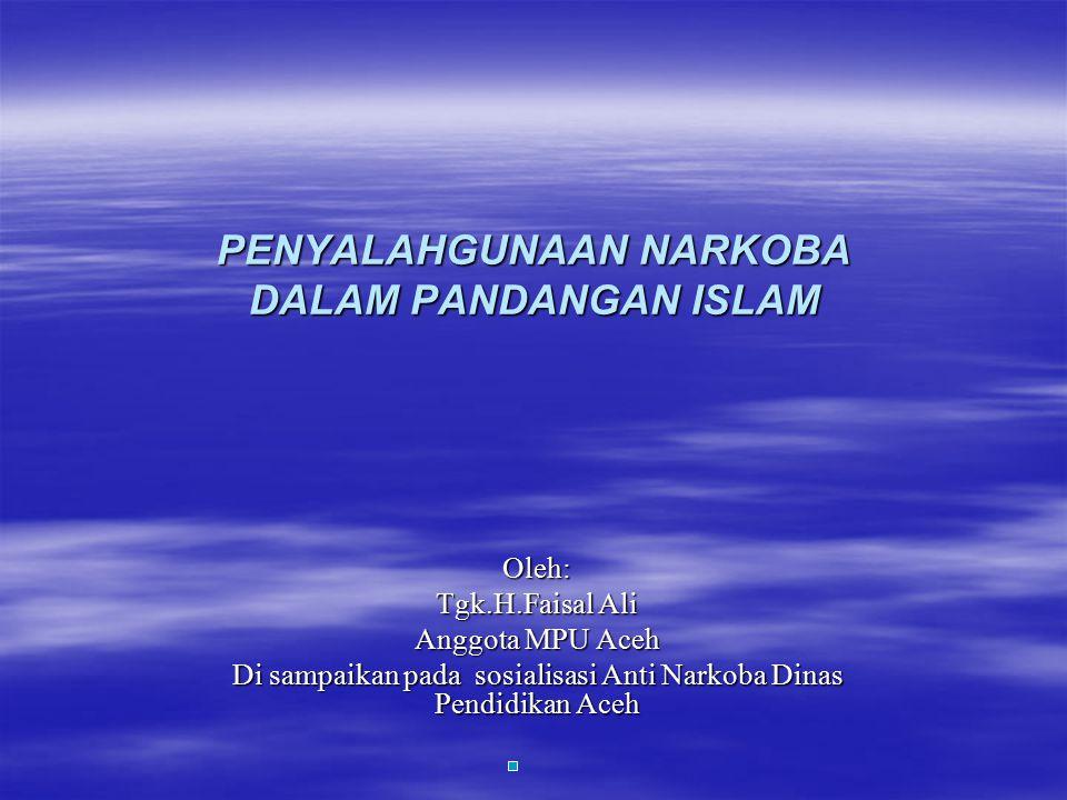 PENDAHULUAN Pengertian Syariat Islam Menurut UU No.44 Th.