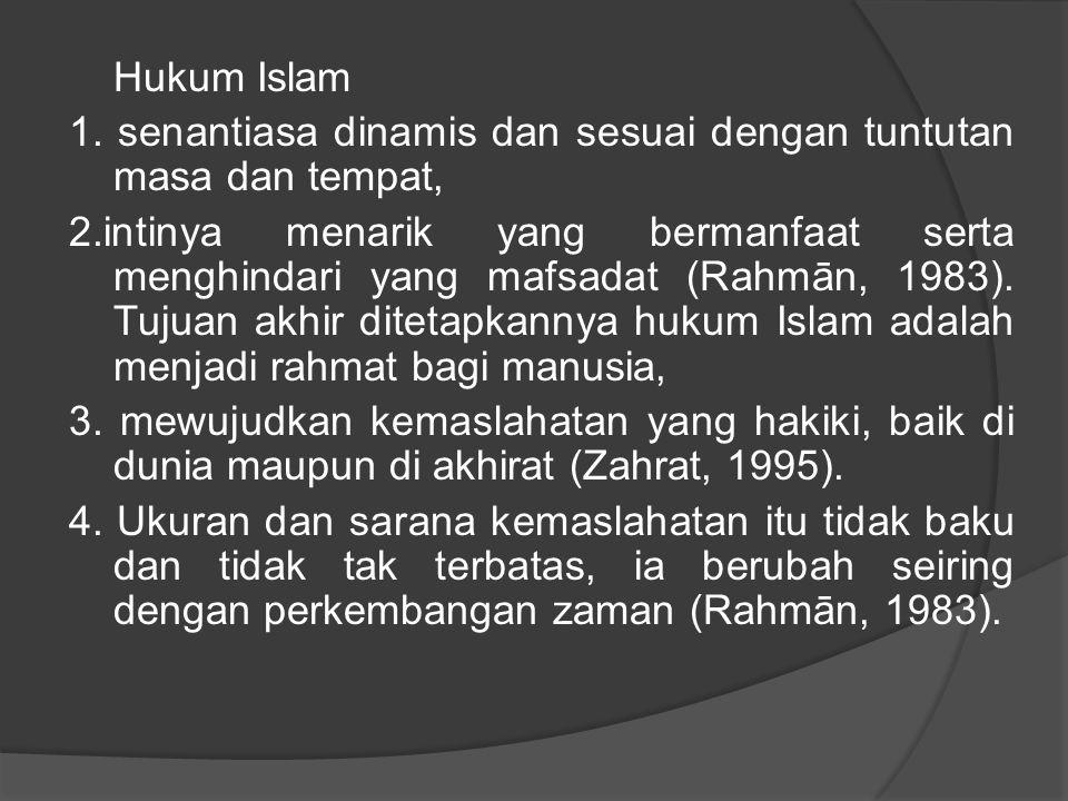 Hukum Islam 1.