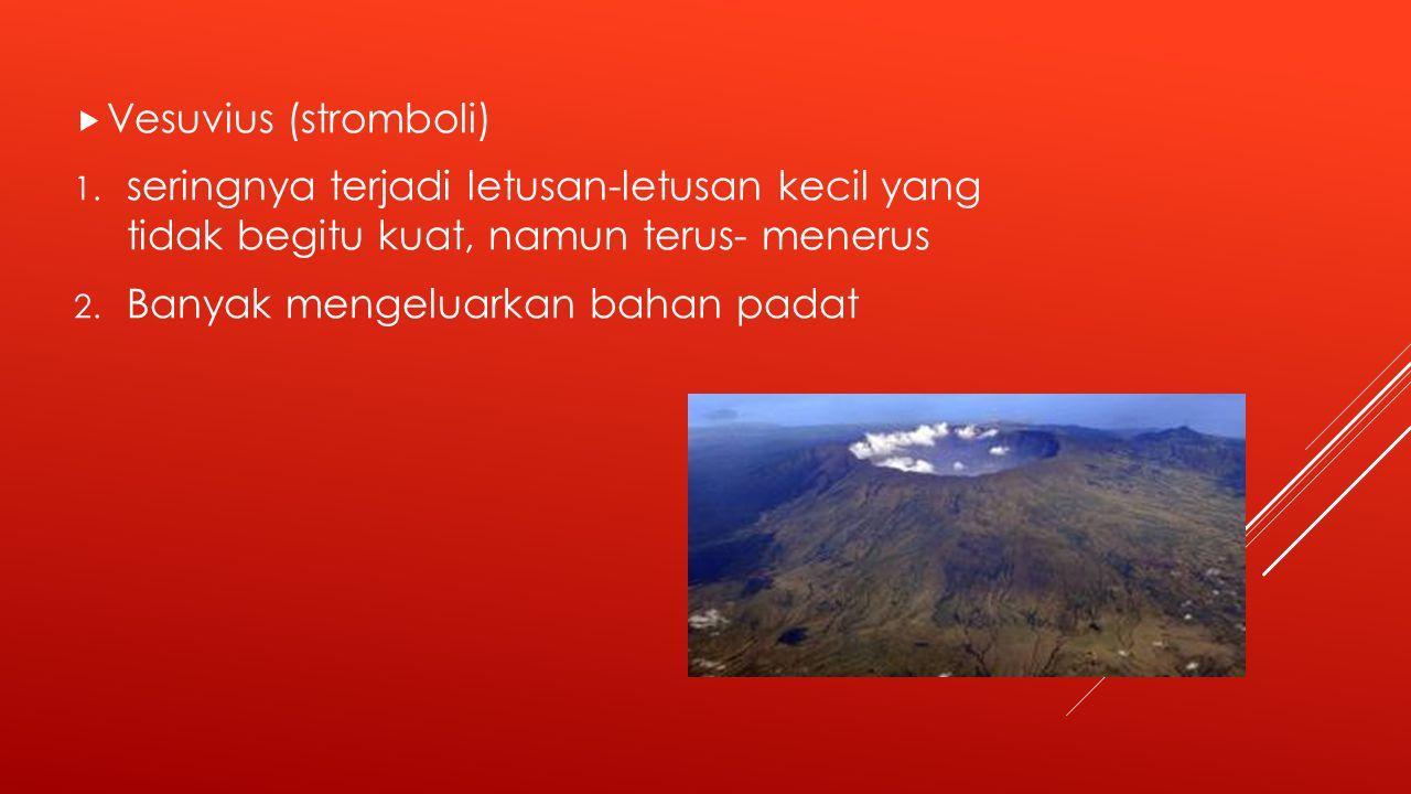  Vesuvius (stromboli) 1.