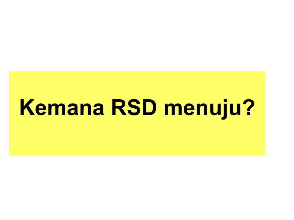 Kemana RSD menuju?