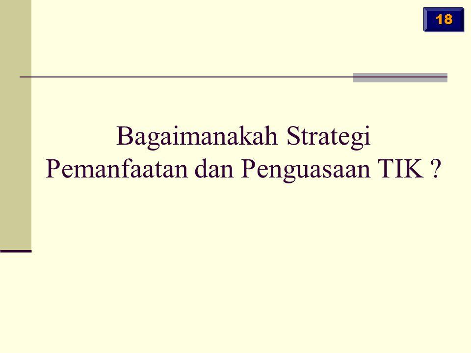 Konvergensi di Sektor TI Telecommunications Sector Information Technology Sector Media Sector Convergence 19