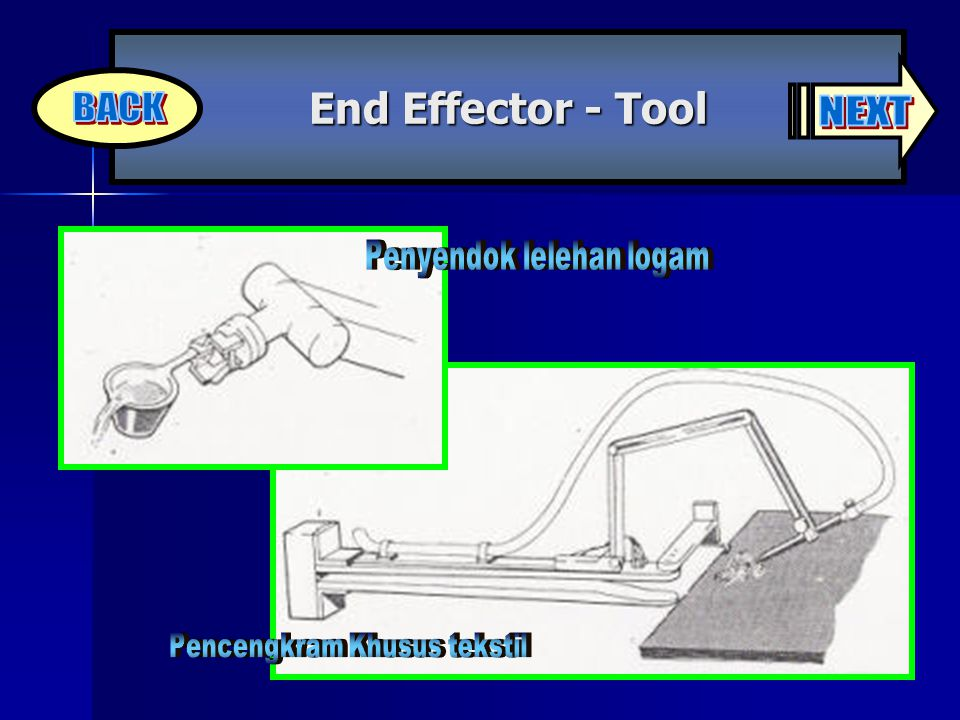 End Effector - Tool