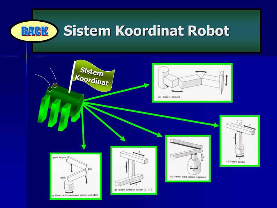 Sistem Koordinat Robot SistemKoordinat