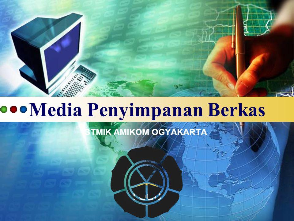 LOGO Media Penyimpanan Berkas STMIK AMIKOM OGYAKARTA