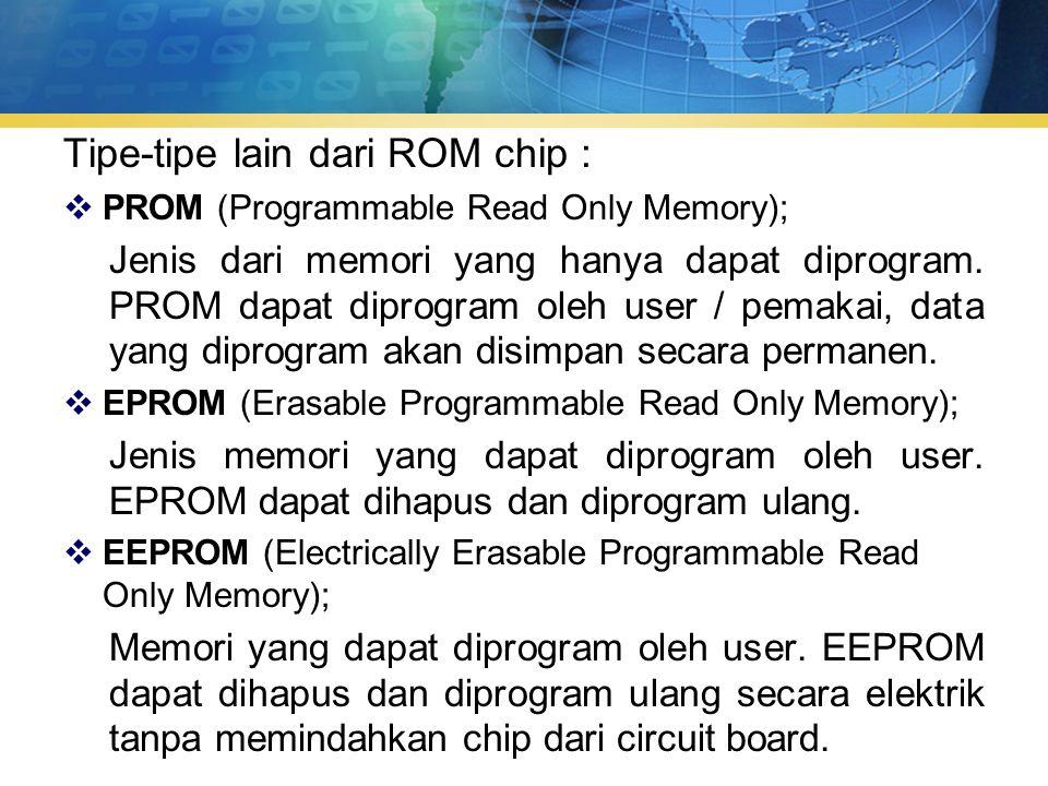 Movable-Head Disk Access Movable-head disk drive mempunyai sebuah read/write head untuk setiap permukaan penyimpanan recordnya.