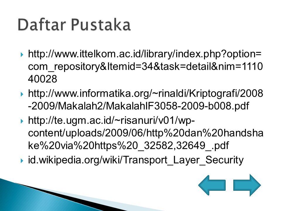Infrastruktur kunci publik digunakan untuk menyimpan dan mendistribuksikan kunci publik milik user untuk digunakan pada proses otentifikasi maupun saluran aman pada jaringan internet.