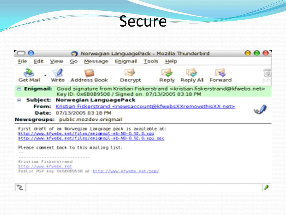 Blacklisting Blacklist merupakan database yang berisi alamat Internet (nama domain maupun IP address) yang digunakan oleh spammer Seringkali ISP menjadi pelanggan layanan blacklist ini untuk menyaring spam yang masuk ke jaringan mereka Beberapa blacklist diterapkan dengan cara menyimpan IP address spams pada database name server – Ketika e-mail spammer datang proses DNS lookup dilakukan untuk mencek apakah alamat e-mail pengirim legitimate atau tidak Address yang di-blacklist akan mengembalikan invalid respons sehingga server akan me-reject e-mail