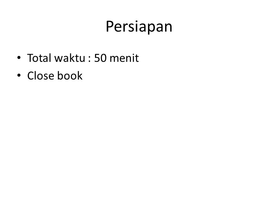 Soal 1 : 10 menit 1.Telusuri tree (gambar 1) dengan pre-order.