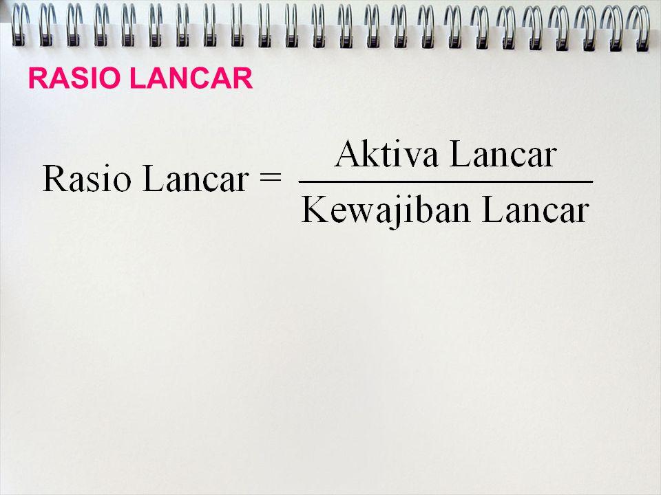 RASIO LANCAR