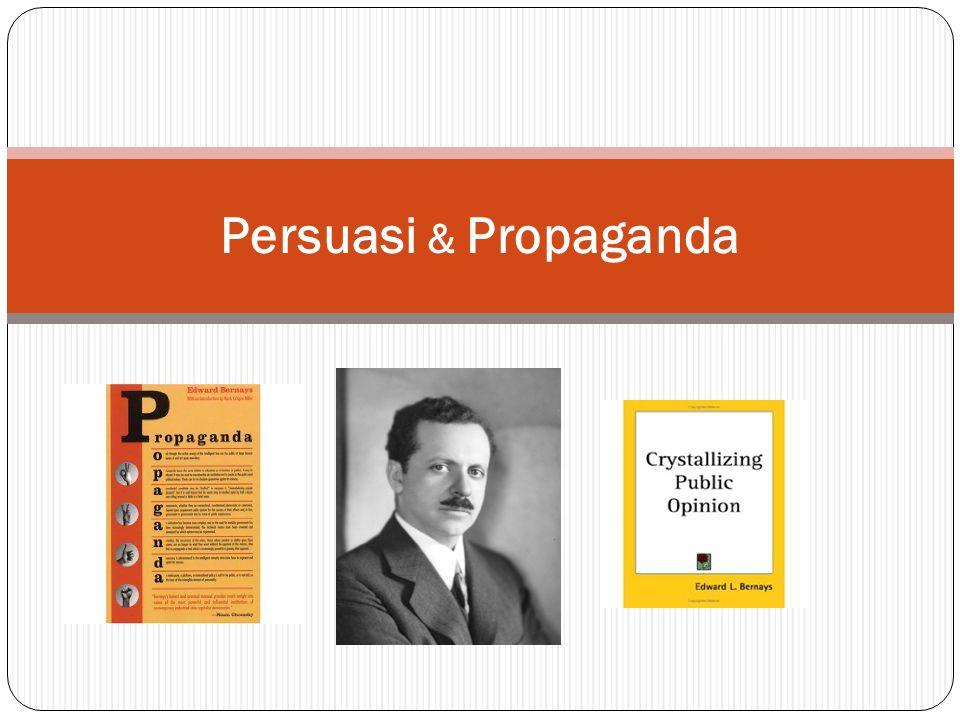 Persuasi & Propaganda