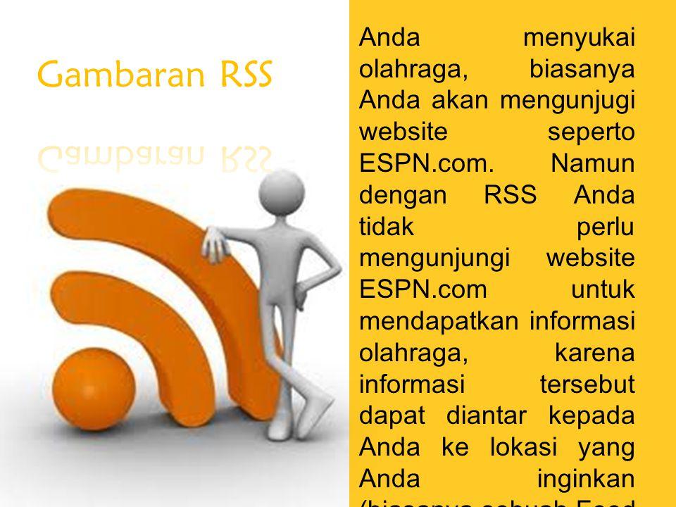 Contoh Gambaran RSS