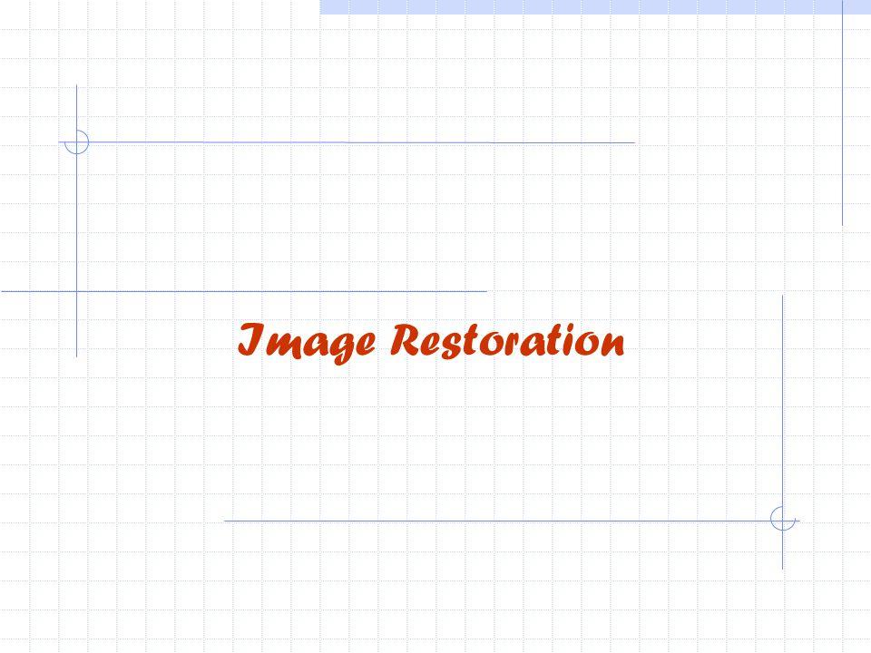 Ideal bandreject filter Bandreject Filters